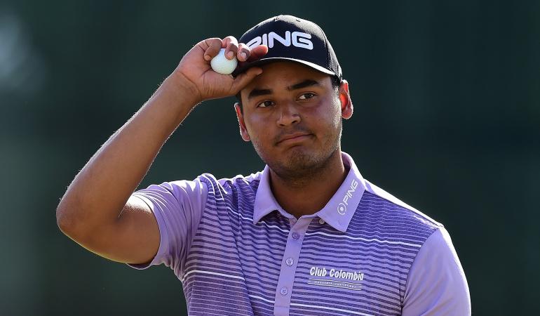 Golf: Por poco: Sebastián Muñoz perdió el Greenbrier Classic