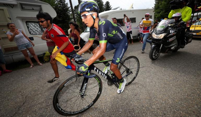 Nairo Quintana Tour de Francia: Ahora es más querer que poder. Espero tener algún día brillante: Nairo Quintana