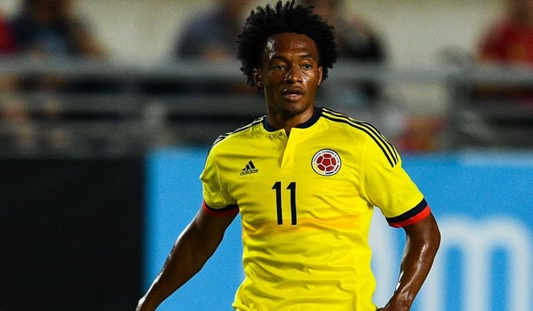 Futbolistas colombianos en el exterior: Cuadrado, ¿en los planes de la Juventus para esta temporada?