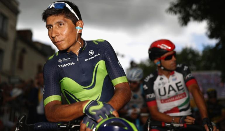 Nairo Quintana Tour de Francia: No pierdo las esperanzas... Si tengo fuerzas atacaré mañana: Nairo Quintana