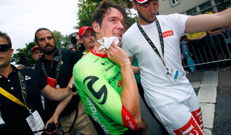 Barguil se corona ganador de la etapa 13 del Tour de Francia