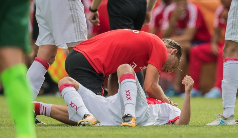 Nouri no podrá jugar más por graves daños cerebrales — Lamentable
