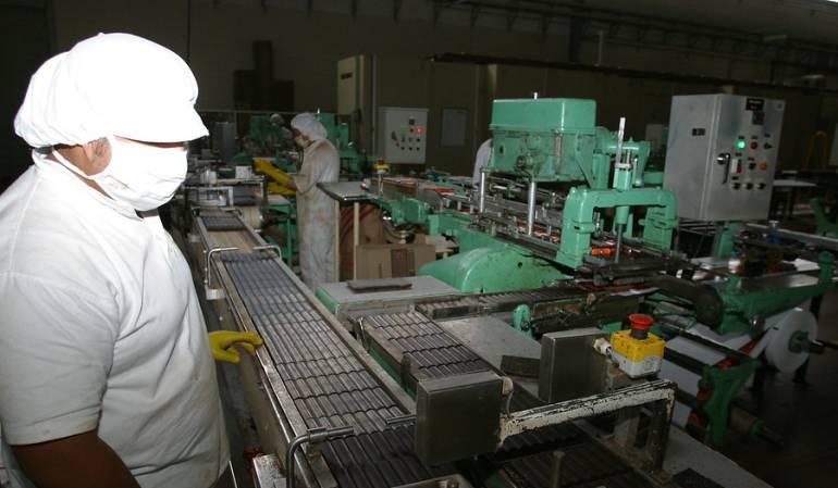 Producción industrial bajó durante el mes de mayo según el DANE
