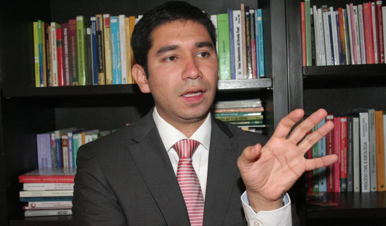 Gustavo Moreno abogado Bernate: Renunció el abogado del ex director anticorrupción