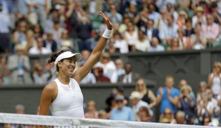 Muguruza Wimbledon Venus Williams: Muguruza vence a Venus Williams y gana Wimbledon por primera vez