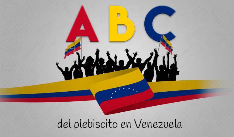 Plebiscito simbólico en Venezuela: Venezuela: Consulta popular vs Asamblea Nacional Constituyente