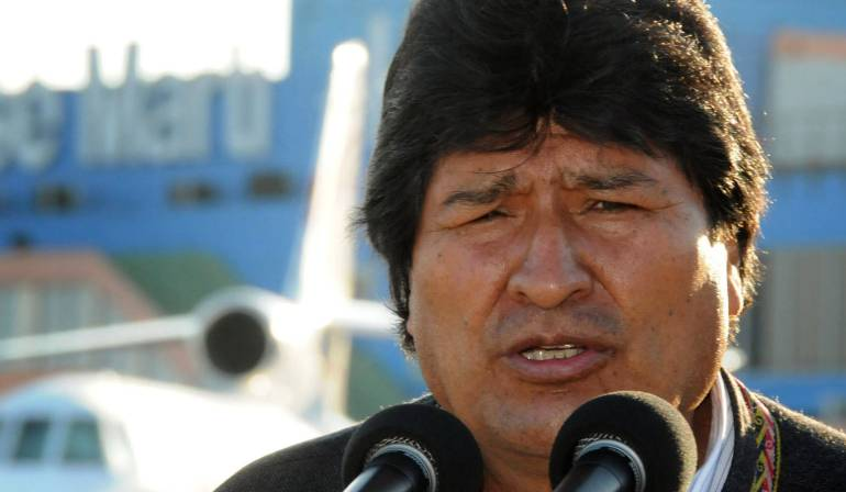 """Morales opina sobre consulta de la oposición en Venezuela: Evo Morales tilda de """"golpista"""" legitimar la consulta opositora en Venezuela"""