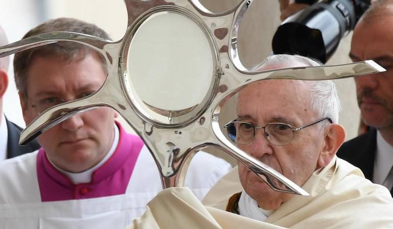 ¿Cómo ir a los eventos del papa en Colombia?: Boletas para eventos del Papa serán gratuitas y se conseguirán en las parroquias