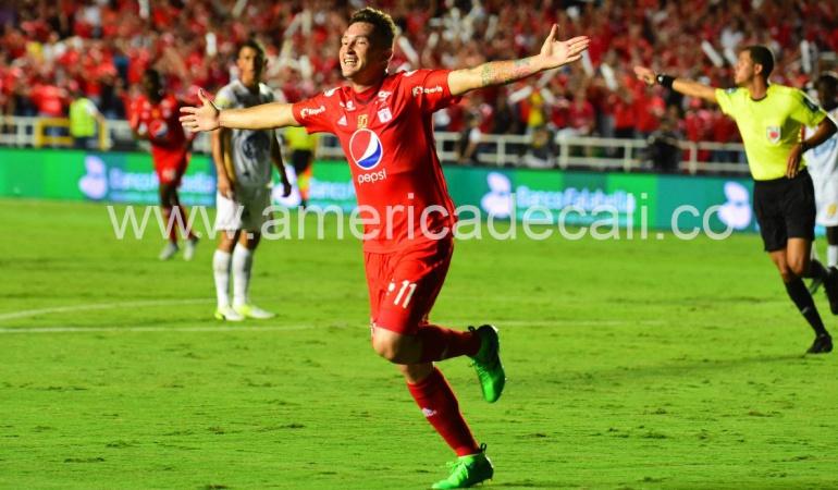 América 3-0 Tolima: América golea, gusta y gana: se impuso 3-0 al Deportes Tolima