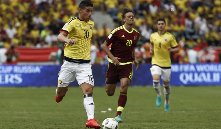 Rafael Dudamel Venezuela Colombia: Hoy Venezuela está eliminada, pero Colombia no está clasificada: Dudamel