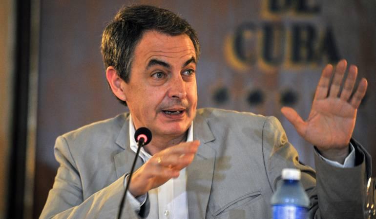 José Luis Rodríguez Zapatero, expresidente del Gobierno español