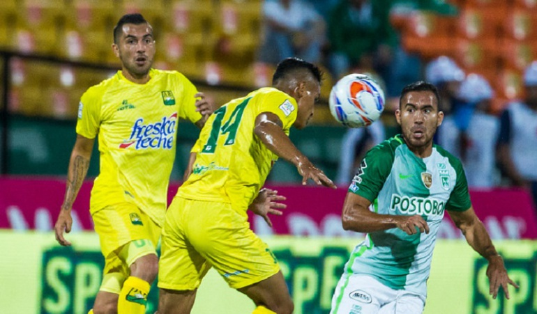 Atlético Nacional Bucaramanga: Lillo logra su primer triunfo con Atlético Nacional