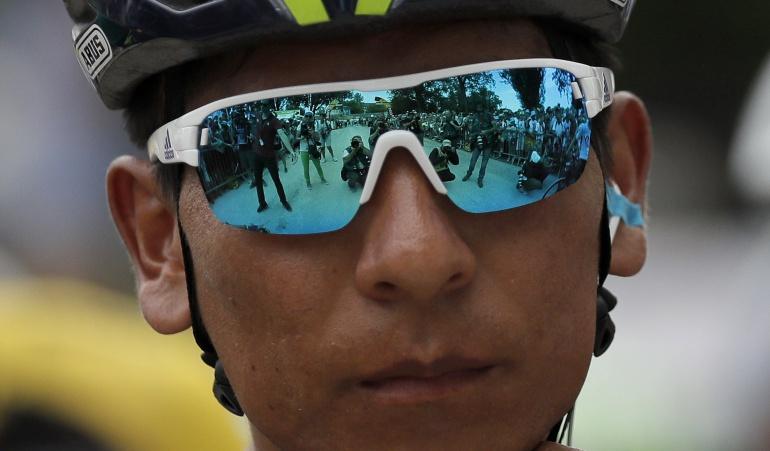 Nairo Quintana Tour de Francia: Sin el Giro hubiera estado al ciento por ciento: Nairo Quintana