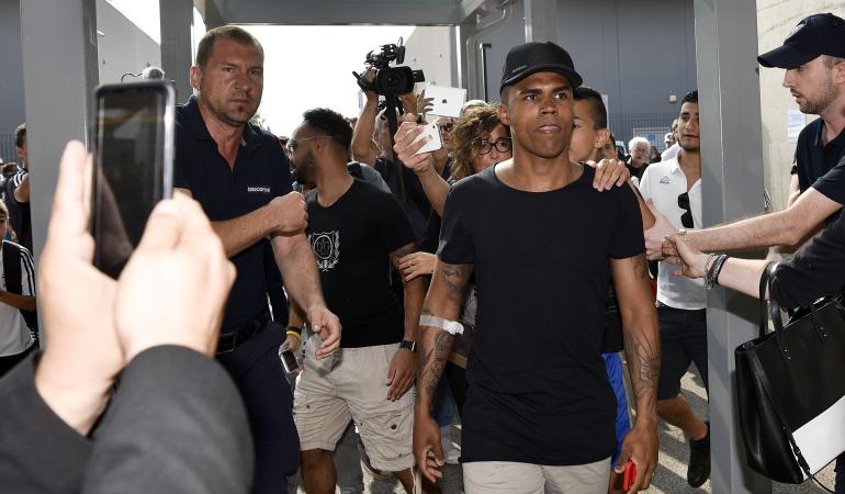 Douglas Costa Juventus: Douglas Costa fue presentado como nuevo jugador de la Juventus