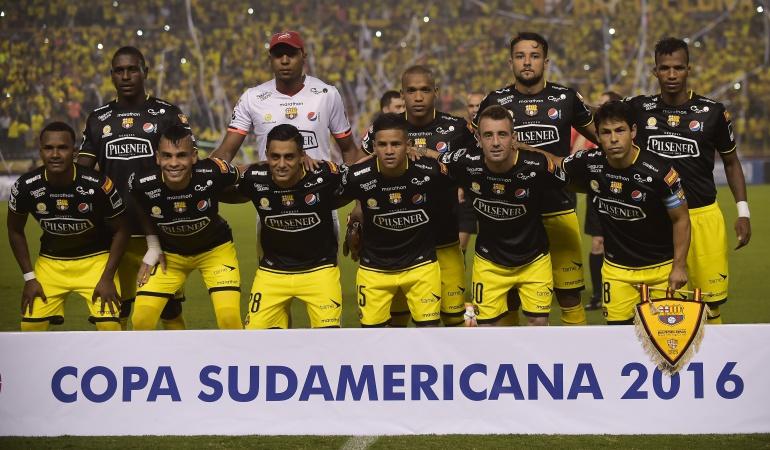 Quitan 6 puntos al Barcelona de Ecuador por deuda con Boca Juniors
