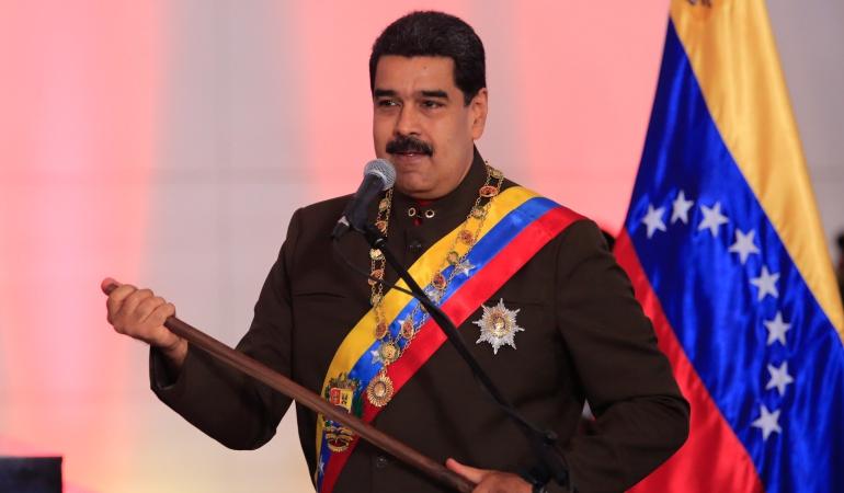 Crisis en Venezuela: Nicolás Maduro dijo que seguirá adelante con la Constituyente