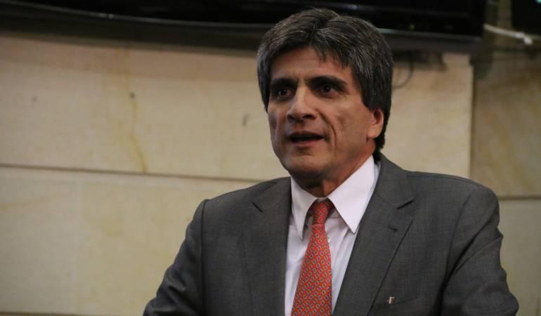 Magistrado Antonio José Lizarazo