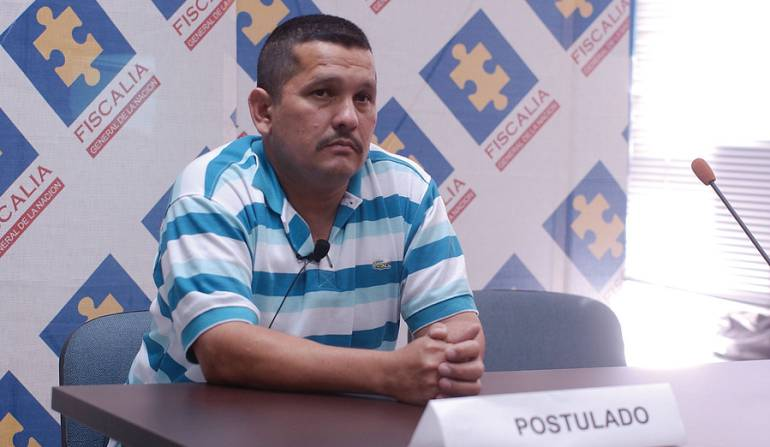 Mario Jaimes Mejía, alias El Panadero