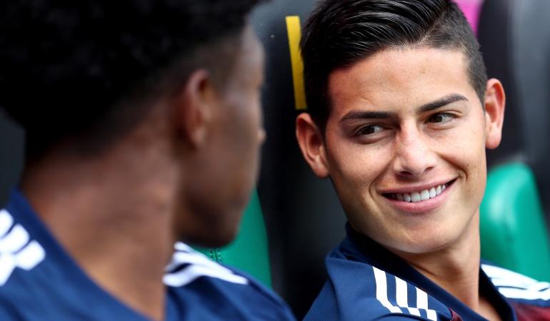 Jugadores Selección Colombia: Partidos de los jugadores de la Selección con sus clubes