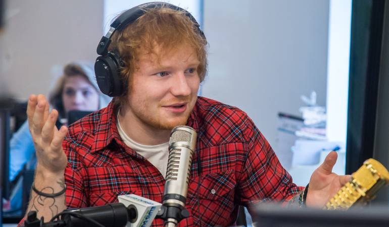 Ed Sheeran explicó por qué cerró su cuenta en Twitter