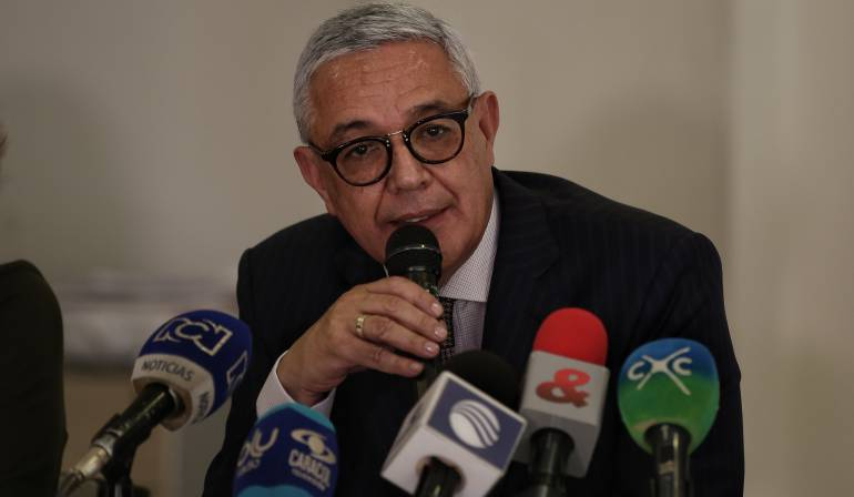 Alberto Yepes, magistrado.