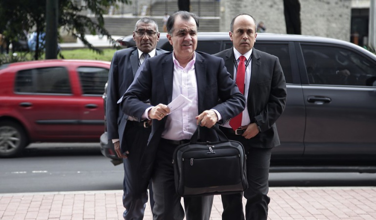Por posible financiación de Odebrecht, CNE abre pliego de cargos contra Zuluaga