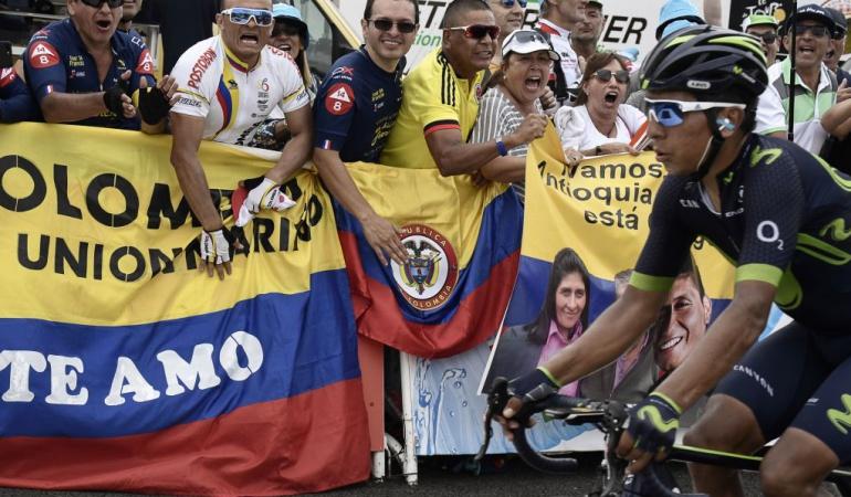 Arrancó el Tour de Francia y revive el sueño amarillo en Boyacá: Arrancó el Tour de Francia y revive el sueño amarillo en Boyacá