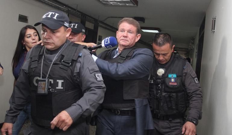 Fiscalía imputó cargos a Federico Gaviria por caso Odebrecht