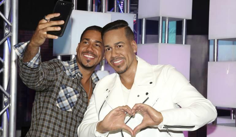 Romeo Santos y su figura de cera: Romeo Santos devela su figura de cera en Madame Tussauds Nueva York