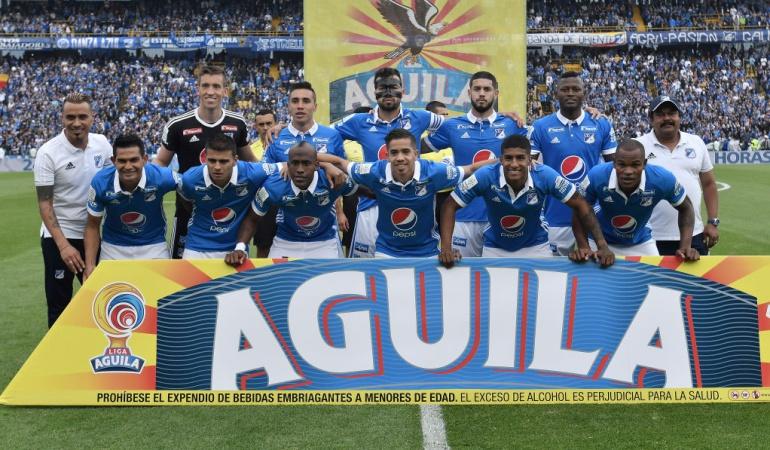 Bucaramanga 1-3 Millonarios: A punta de golazos, Millonarios consigue su primer triunfo en Liga