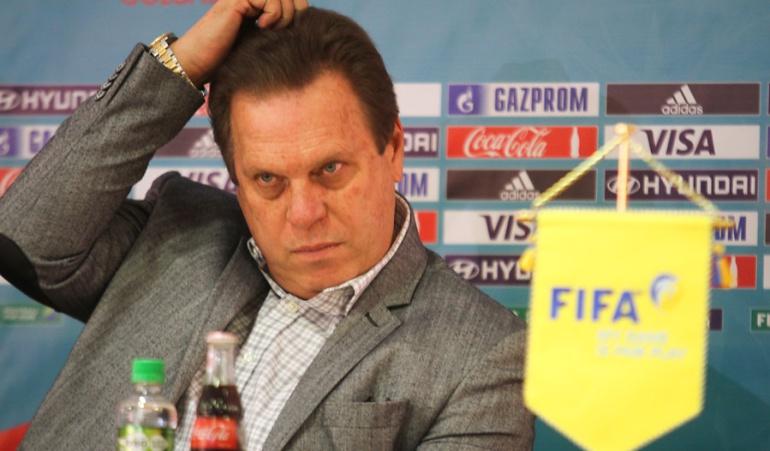 El escándalo de los Villar salpica al fútbol colombiano