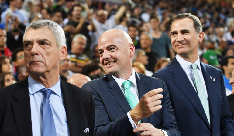 Villar expulado FIFA UEFA: Villar será expulsado de la FIFA y UEFA