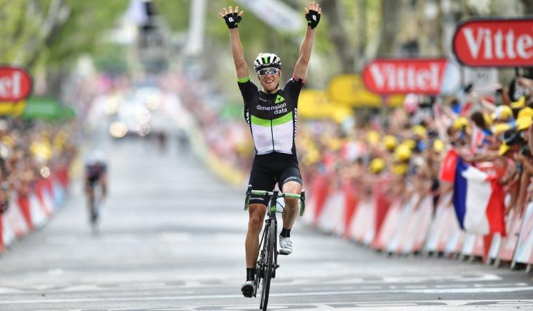 Boasson ganó la etapa más larga — Tour