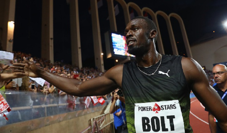 Liga Diamante: Bolt, imparable: el jamaiquino se impone en Mónaco