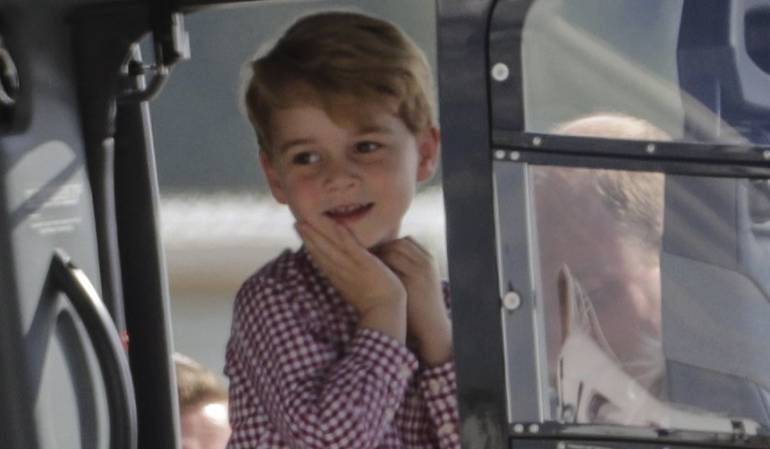 Foto del hijo del principe Guillermo de Inglaterra: Difunden un nuevo retrato oficial del príncipe Jorge por su cuarto cumpleaños