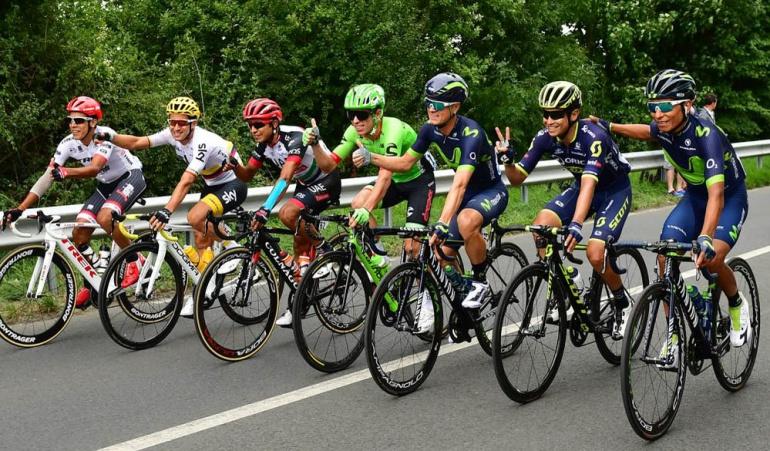 Colombia segundo Ranking UCI: Colombia, el segundo mejor país del Raking UCI de ciclismo