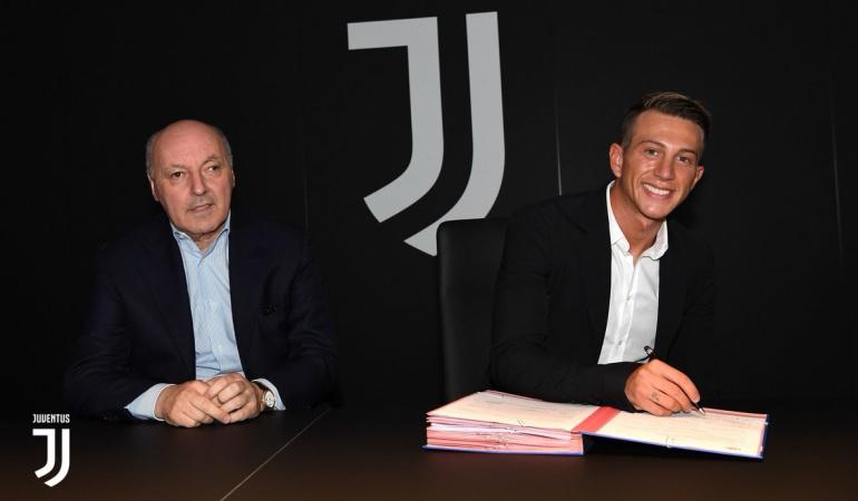 Fútbol italiano Juventus: Juan Guillermo Cuadrado tendrá nuevo compañero en la 'Juve'