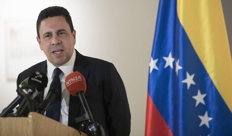 Canciller Moncada advierte sobre agenda violenta de la oposición venezolana
