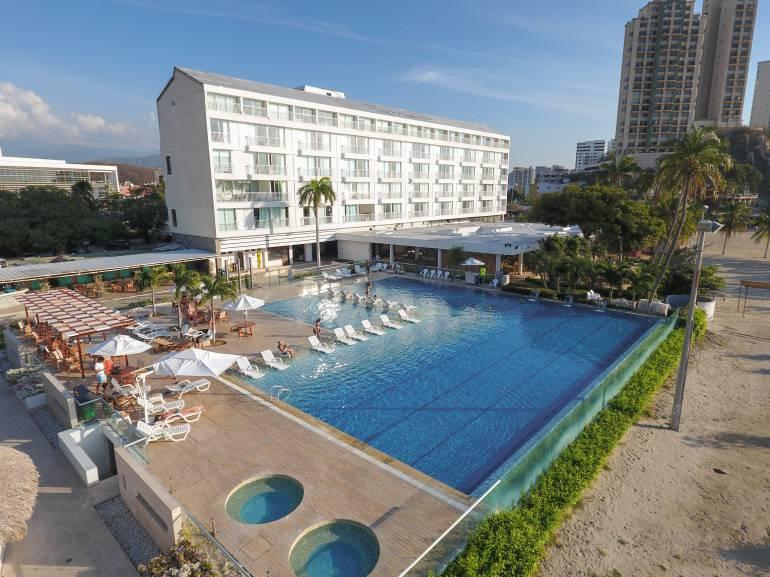 Hoteles Tamacá en sus 58 Años de servicio en El Rodadero