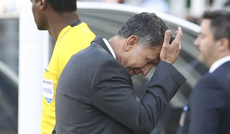 Miguel Herrera pide apoyo y respeto para Juan Carlos Osorio