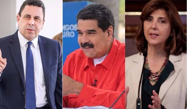 """""""Gobierno de Venezuela intenta distraer acusando sin fundamento a México y a Colombia"""": Cancillería"""