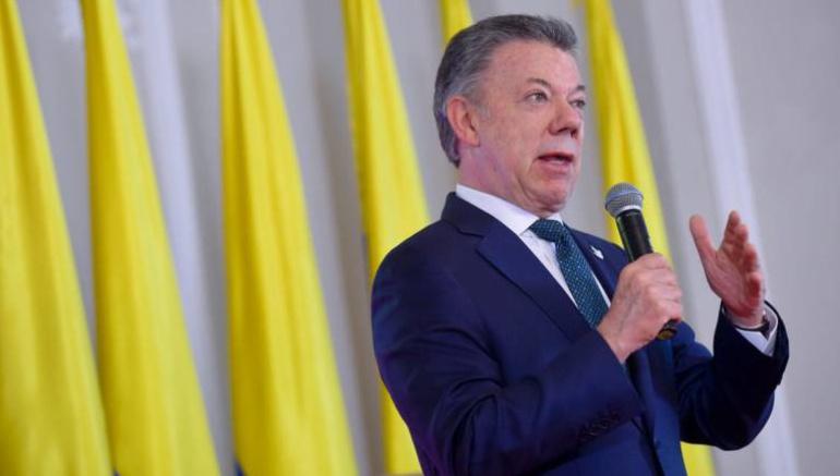 Juan Carlos Pinzón busca candidatura independiente a la presidencia