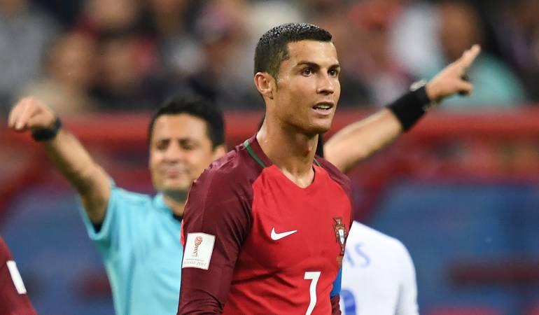 cristiano ronaldo: Cristiano Ronaldo posa en ropa interior