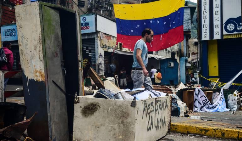 Opositores anunciaron una marcha por los asesinatos ocurridos el domingo — Venezuela