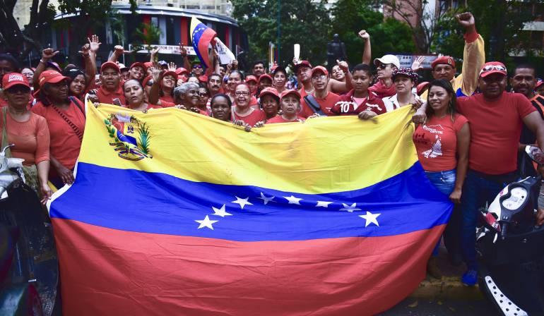 Crisis Venezuela Constituyente: Chavismo augura alta participación en elección Constituyente pese a críticas