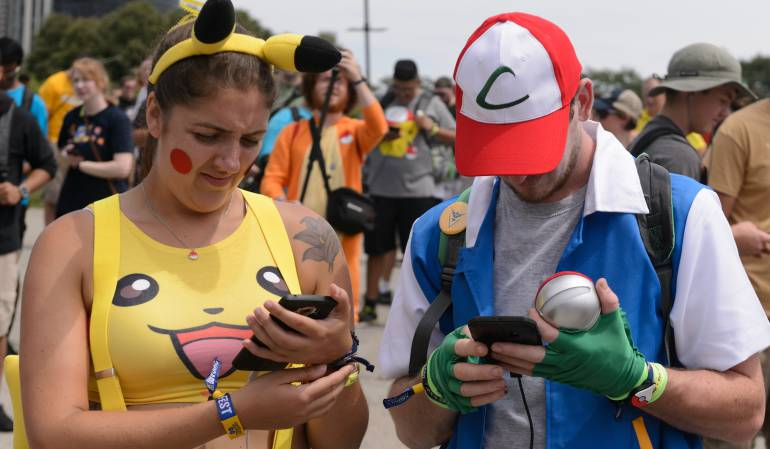 Pokemon GO aniversario: Pokemón Go decepciona sus seguidores