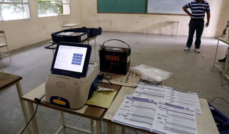 CNE Venezuela: más de ocho millones participaron en elección