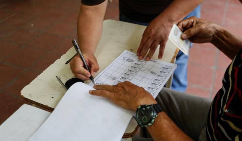 VENEZUELA: 'EEUU condena elección de la Constituyente en Venezuela y anuncia acciones'