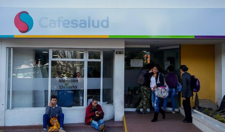 Desde este martes usuarios de Cafesalud serán trasladados a la EPS Medimás