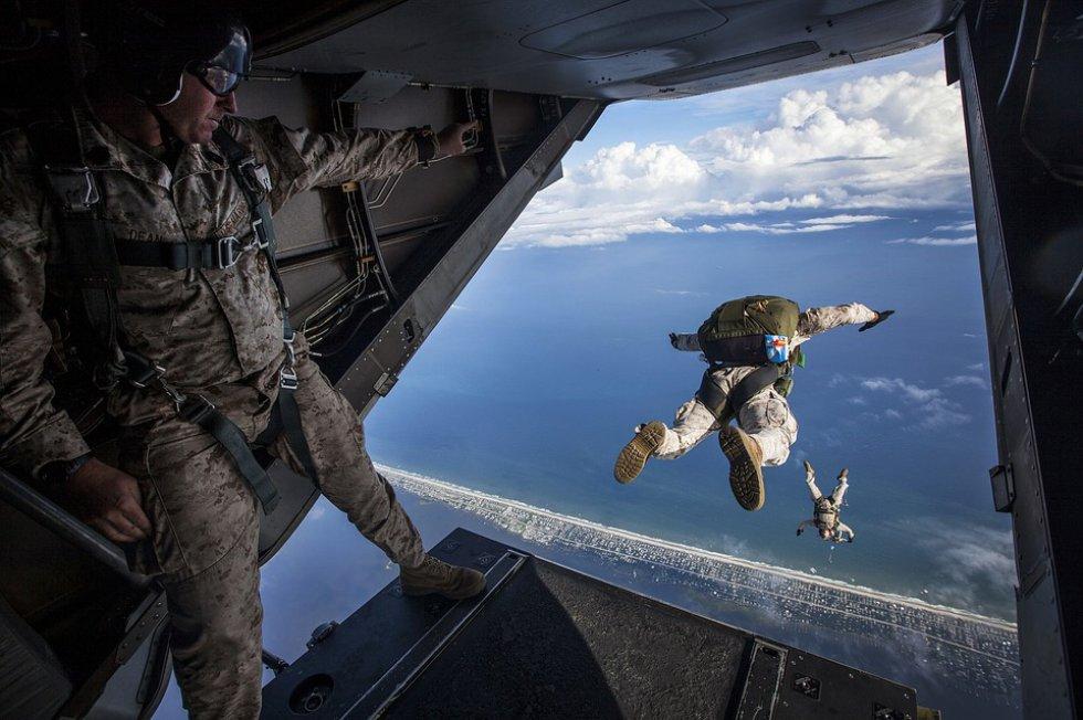 Paracaidismo: este deporte lo puede practicar en San Gil.